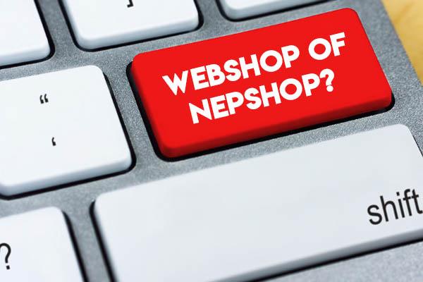 0402647fdc34a0 Nepwebshops zijn online winkels die vaak maar kort online staan en waarmee  zo snel mogelijk zoveel mogelijk geld verdiend wordt. Vaak worden bestaande  sites ...
