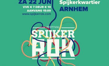 Spijkerrok Arnhem 2019