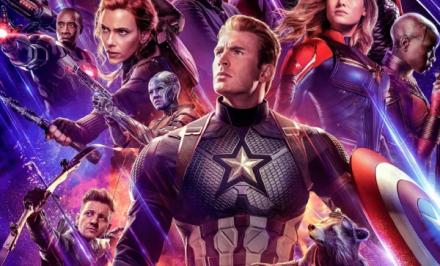 Avengers Endgame Recensie