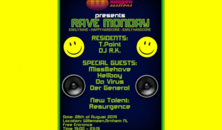 Sunset Sessions Willemeen Rave Edition