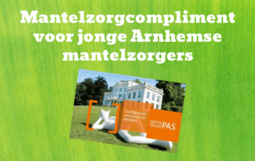 Mantelzorgcompliment Arnhem