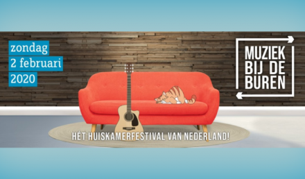 Muziek bij de Buren Arnhem 2020