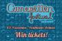 Winactie Camaretten Festival 8 en 9 november Posttheater Arnhem