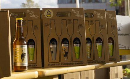 bierpakket durs speciaalbier opening Arnhem brouwerij