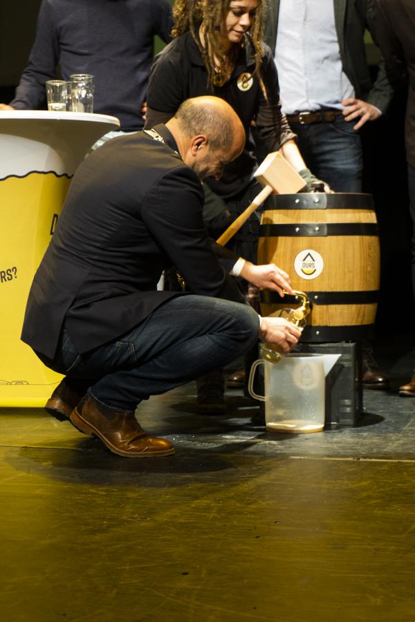 opening brouwerij durs Arnhem burgemeester