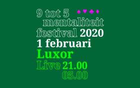 9 tot 5 mentaliteit festival 2020