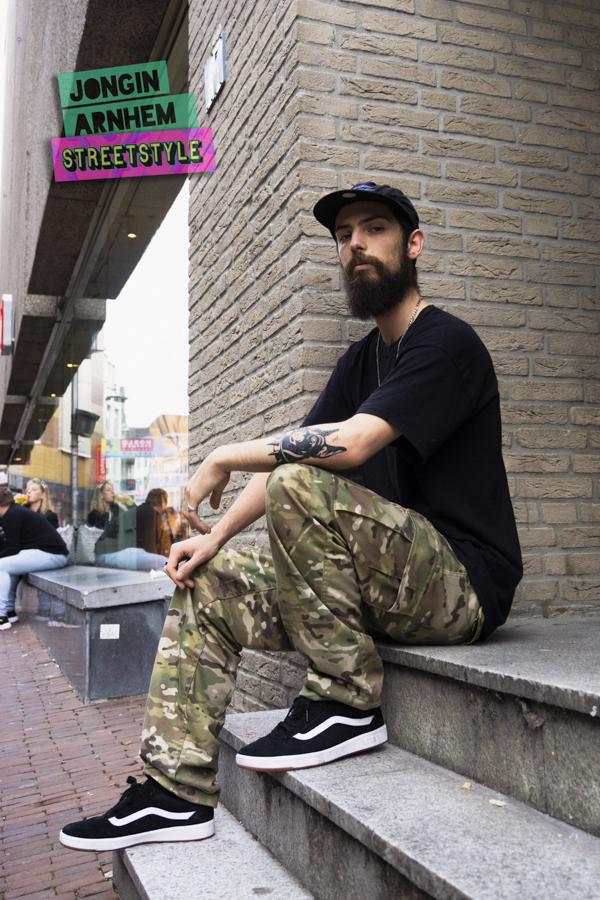 skater guy streetstyle
