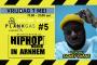 Plankgas Arnhem 5 HipHop interview Sidney Shane Jongin Arnhem