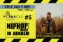 Plankgas Arnhem 5 HipHop interview Nitai Charan Boschma Jongin Arnhem