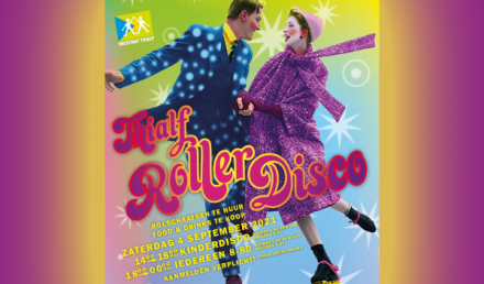 Thialf Roller Disco 4 september 2021